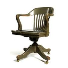 antique deco wooden chair swivel office desk chair antique deco wooden chair swivel