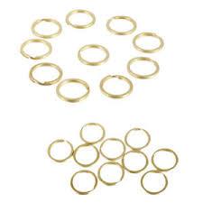 Split Key Ring Size Chart Details About Bulk 20pcs Metal Key Holder Split Rings Keyring Keychain Accessories 25 20mm
