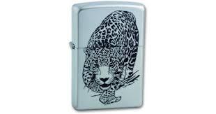 <b>Зажигалка ZIPPO Leopard</b> Satin Chrome | Цена: 2039 руб.