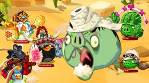 NEW EVENT RETURN TO THE JUNGLE - Angry Birds Epic #3 - YouTube   Angry birds,  Jungles, Youtube