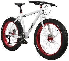 amazon com framed minnesota 2 0 fat bike white red sports