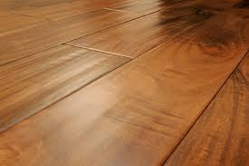 hardwood a solid hardwood floor plank is made from a single piece of wood it is cut to a size sanded and a manufacturer s edge of some