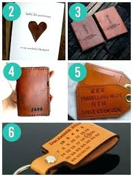 leather anniversary gifts for husband gift wedding the year best 9th him