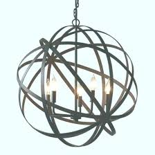 large orb chandelier. Metal Orb Chandelier Black Large Marvellous Amazon In E