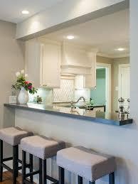 open kitchen counter photos bar stools walls