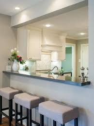 open kitchen counter photos bar stools walls