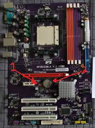 my dell is being a dell techpowerup forums basically your looking for those 2 things the motherboards battery and the clear cmos depicted as clr cms on my old motherboard jumpers