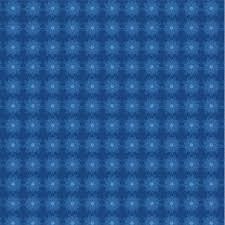 L J Mendias Professional Portfolio Two Tone Blue Floral Digital