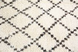 adorable ideas for black and white rug
