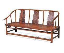 chinese couch 3 seat sofa bed royal rosewood furniture living drawing room solid wood chaise lounge chinese couch sofa bed