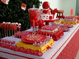 Party Table Decor Birthday Party Table Decorations Decorating Ideas