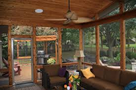 Sunroom With Fireplace Designs Enclosed Patio Ideas Pictures Leawood Ks Screened Porches
