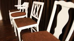 dining room chair back cushions. Dining Room Chair Cushion How To Re Cover A HGTV Back Cushions N