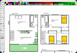 Brilliant Home Design Software Free Download Full Version Floor Plan For Perfect Ideas