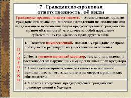 Гражданско правовая ответственность республике казахстан Каталог  Реферат юридическая ответственность и правовые санкции