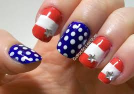 Top 10 July 4th Nail Art Designs – Best Simple Home Manicure For ...