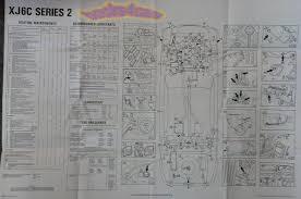 1975 jaguar 4 2 wiring diagram explore wiring diagram on the net • jaguar xj6c maintenance wall chart diagram service xj jaguar speaker wiring diagrams fender jaguar wiring