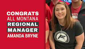 Amanda Byrne   Montana Regional Manager   Fisher's Tech   Fisher's ...