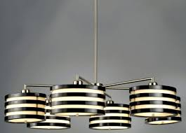 image of modern contemporary chandelier gold