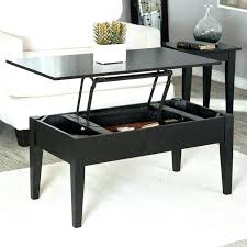coffee table that raises up turner lift top black lifts to dining height tables tha