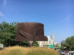 How Atlanta Makes Sure Olympic Public Art Stays Standing   CFGA