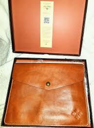 patricia nash leather tan ipad mini cover case