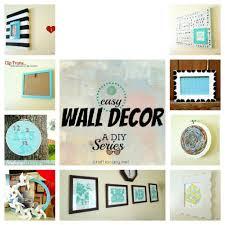 Kitchen Wall Decor Diy Diy Home Wall Decor Home Design Ideas