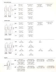 Hockey Pant Shell Sizing Chart Tour Hockey Sizing Chart