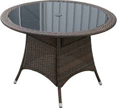 Small Round Rattan Table Dining Table Rattan Dining Table And Chairs Inside Rattan Dining