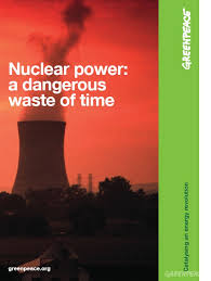 nuclear power a dangerous waste of time international nuclear power a dangerous waste of time cover page