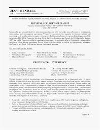 Usajobs Resume Template Magnificent 28 Usajobs Resume Sample New Best Resume Templates