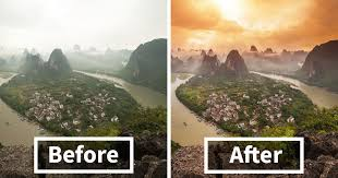 bad framing photography. Photographer Reveals How Much Online Images Are Photoshopped (13+ Pics) | Bored Panda Bad Framing Photography
