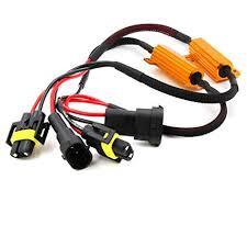 amazon com alla lighting h11 h8 h9 h11ll h8ll h9ll 50w 6ohm error alla lighting h11 h8 h9 h11ll h8ll h9ll 50w 6ohm error led lights load resistor