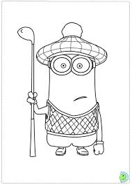 Small Picture 25 best Coloring Pages Minions images on Pinterest Coloring