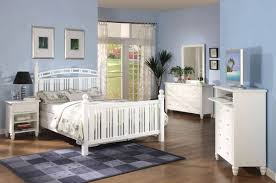 Seaside Bedroom Furniture White Coastal Furniture White Walls Furniture And Linen With