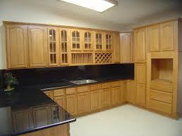 Natural Oak Kitchen Cabinets Kitchen Oak Kitchen Cabinets In Staggering Natural Oak Kitchen