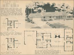 1950 ranch style house plans modern house plan showy