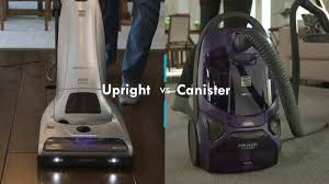 Canister Vs Upright Which Is The Best Vacuum For You