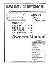 stanley garage door opener troubleshooting garage door opener