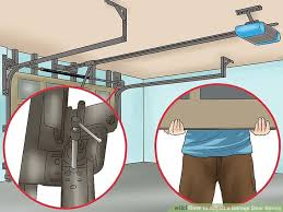 how to fix a garage door springHow to Adjust a Garage Door Spring with Pictures  wikiHow