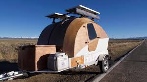 10 000 miles later a review of our diy teardrop camper