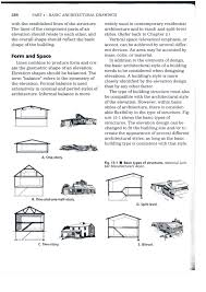 simple architectural drawings. Beautiful Simple Consistent 3 I 286 PART 4 _ BASIC ARCHITECTURAL DRAWINGS Intended Simple Architectural Drawings