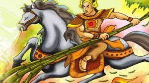 Hướng dẫn vẽ tranh minh họa truyện cổ tích đơn giản