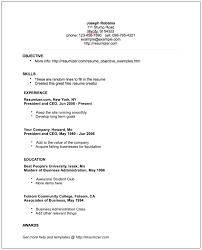 Top Resume Template Beauteous Top Ten Resume Templates The 28 Best Resume Templates Download
