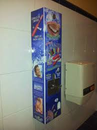 Toothbrush Vending Machine Fascinating Toothbrush And Toothpaste Vending Machine Buy Toothbrush Vending