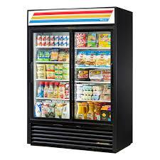 Glass Refrigerator Amazoncom True Gdm 47 Ld Glass Door Merchandiser 33 Degree F To