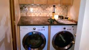 countertop washer interior design laundry room lovely