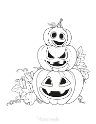 Pumpkin coloring pages are so fun around harvest time. 85 Pumpkin Coloring Pages For Kids Adults Free Printables