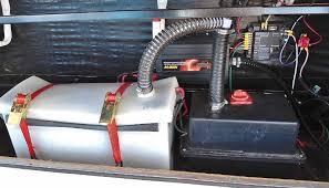 trojan 6 volt batteries rv install overview battery install