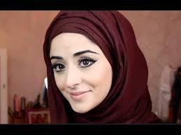 hijab tutorial my lana del rey inspired makeup tutorial saman saman s makeup and hijab styles